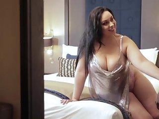 Anastasia Lux civilized cumshot