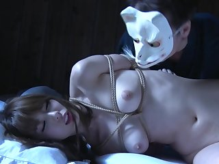 JAV yobai night crawling with reference to bound Yui Hatano