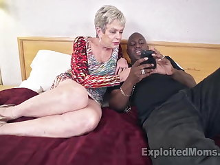 Order about Granny in Creampie Video