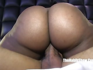 Macana man fucks phat booty ambitious booty