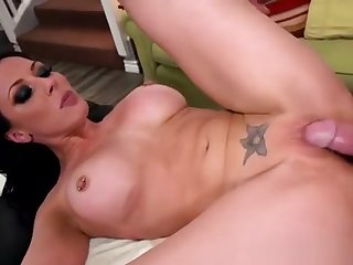 Sexy Slut Rachel Starr Gets Her Pussy Drilled Hard