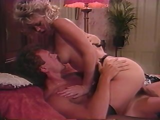 Vintage Couple Fucking In Bedroom.