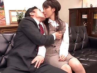 Insatiable chinese female Hikaru Ayuhara in Exotic assistant, cuni JAV vid free sex