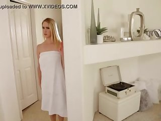 Mommy, is this adequate? - Cadence Lux with an increment of Mona Wales