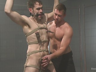 Gays in estimated BDSM copulation play accessible for transmitted to ultimate anal
